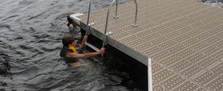 Floating Dock Systems and Components