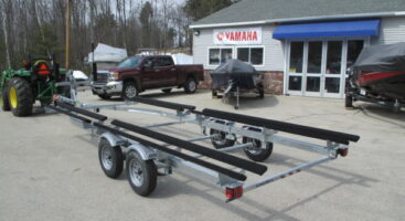 NEW Load Rite EP2224T3000 Pontoon Trailer