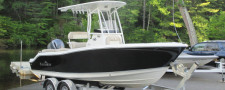 2017 NauticStar 2102 Legacy Center Console Hard Top
