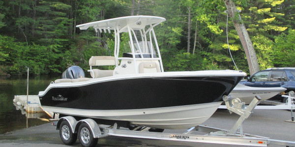 2015 NauticStar 2102 Legacy Center Console Hard Top NH Authorized Dealer