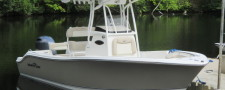 2018 NauticStar 22XS 2200XS Center Console