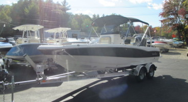 2017 NauticStar 211 Coastal Center Console