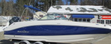 2018 Nautic Star 223DC W/Trailer