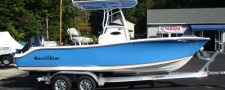 2017 Nautic Star 22SX Soft Top T-Top 200HP Yamaha