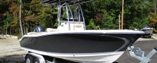 2017 Nautic Star 2102 Legacy 150HP Yamaha