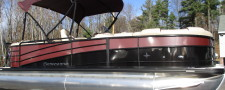 *IN STOCK* 2018 Berkshire 23E STS Bar Boat w/ 150HP Yamaha