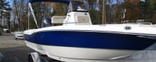 *IN STOCK* 2018 Nautic Star 211 Coastal Indigo w/ Yamaha 115HP