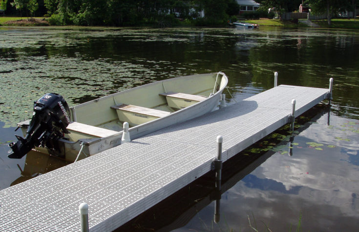 Custom Docks New Hampshire by Granite State Dock & Marine