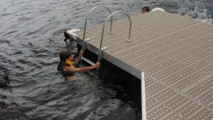 Floating Dock Systems at Granite State Dock & Marine New Hampshire