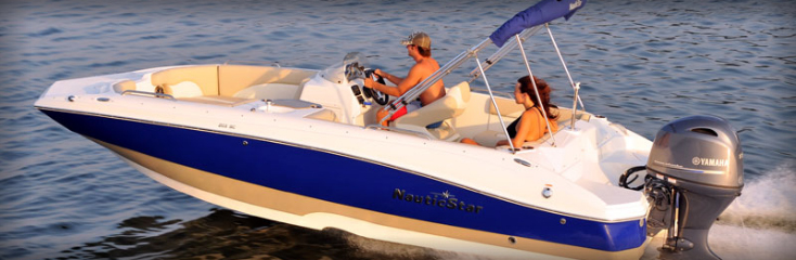 New Hampshire Authorized Dealer of NauticStar Boats