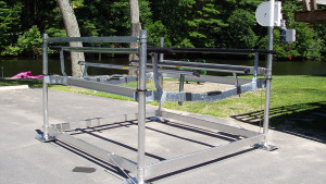 Boat and Jet Ski Lifts Available from Granite State Dock & Marine of Derry NH