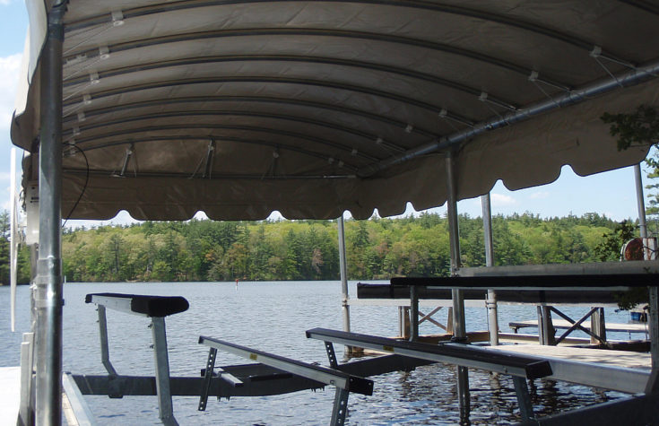 Boat and Personal Watercraft Lifts Available from Granite State Dock & Marine of Derry NH