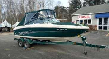 2005 SeaRay Select 200 w/ 5.0L MPI MerCruiser and Color-Matched Trailer 426 Hours!