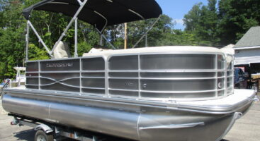 2020 Berkshire 20CL CTS 2.0 w/ Yamaha 90HP SHO-SOLD