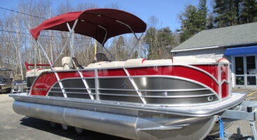 2019 Berkshire 23RFX STS 2.75 w/ Yamaha 150 HP-SOLD