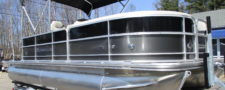 2019 Berkshire 22CL CTS Pontoon w/ Mercury 115HP Command Thrust