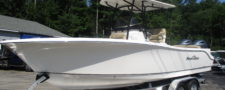 2020 NauticStar 2602 Legacy w/ Twin 150HP Yamaha's And Trailer