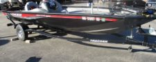 2016 Bass Tracker Pro 175 Team $15,499
