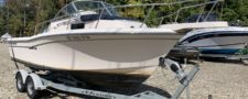 2012 Grady White 208 Adventure $31995 – Sold