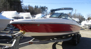 2013 SEA RAY 205 SPORT – 98 HOURS – $22995