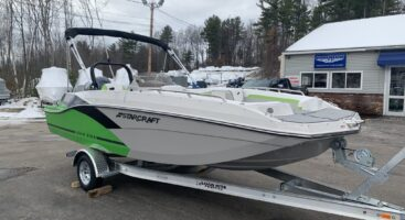 2021 Starcraft SVX191 W/Yamaha 115 – SOLD