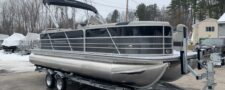 2021 Berkshire 24 RFX LE Tritoon – Mercury 150 – IN STOCK
