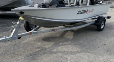 2021 Alumacraft 165 CS W/ Mercury 50 – $21,809